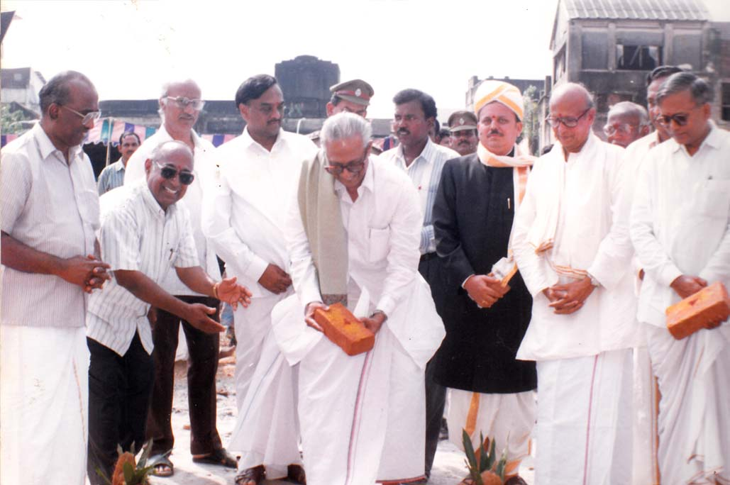 College Bhoomi Pooja-22nd Nov 1998_0002