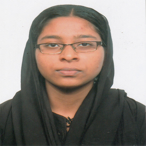 Ms. REHANA BEGUM M